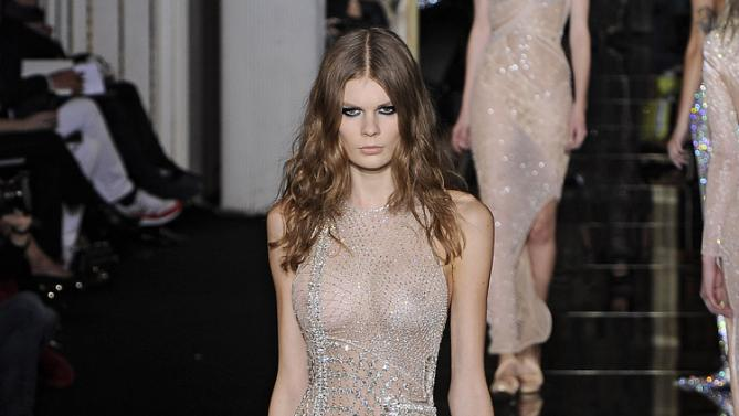Atelier Versace - Spring Summer 2015 Runway - Paris Haute Couture Fashion Week
