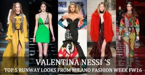 5 look migliori delle sfilate di milano moda donna