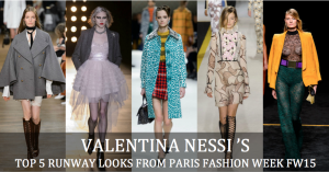 Top 5 Runway looks PFW